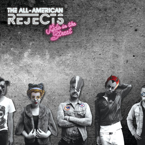 The All American Rejects in Lissabon