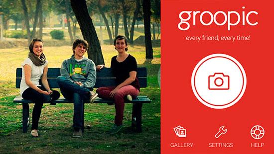 Die App des Monats: Groopic