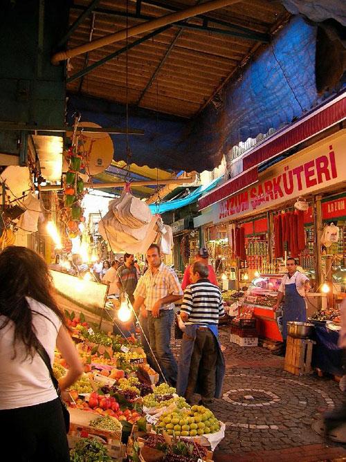 Die mystische asiatische Seite von Istanbul
