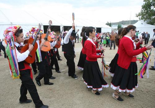 Fiesta Mayor de Verdiales, Málaga