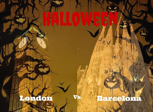 Pläne für eine Nacht der Toten: London vs. Barcelona