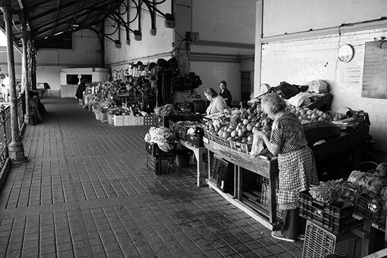 Der Mercado de Bolhão