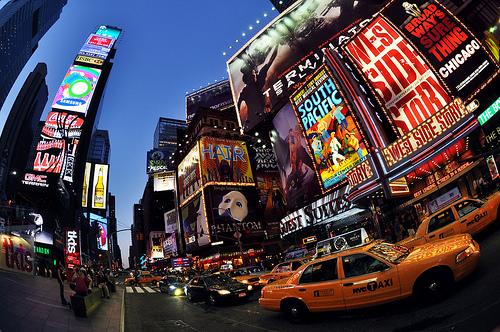 Stadt der Musicals: London vs. New York