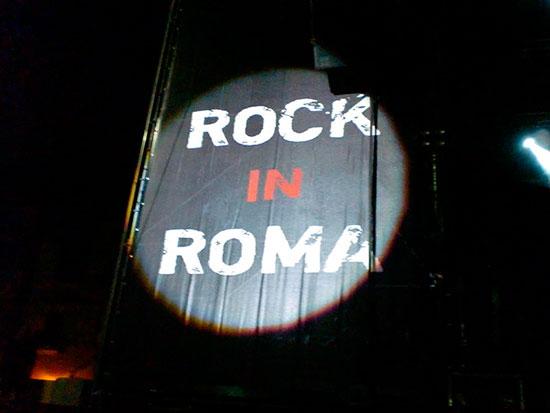 Rock in Roma, in den TOP TEN der Festivals