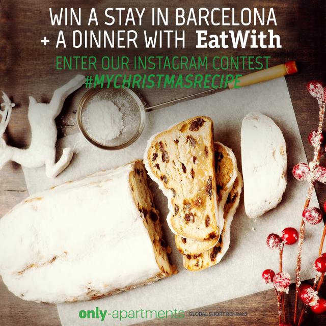 Gewinnen Sie einen Aufenthalt in Barcelona und ein Abendessen mit EatWith