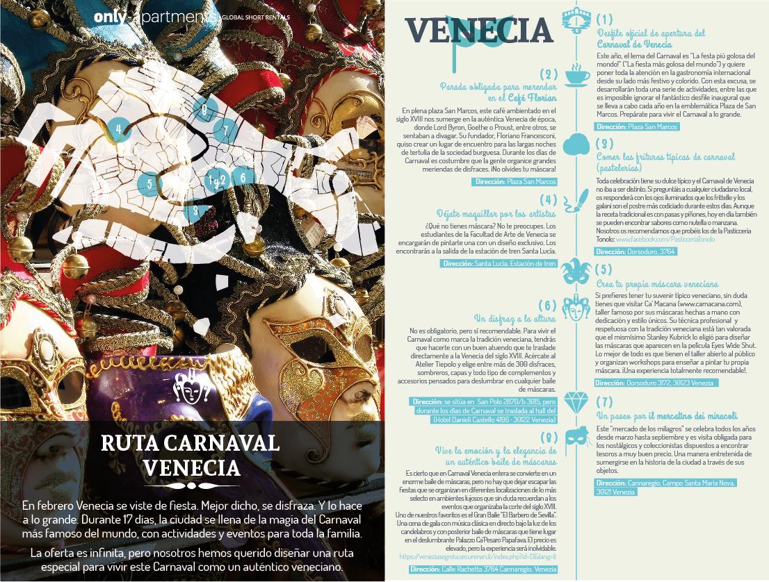 Karnevals-Tour Venedig