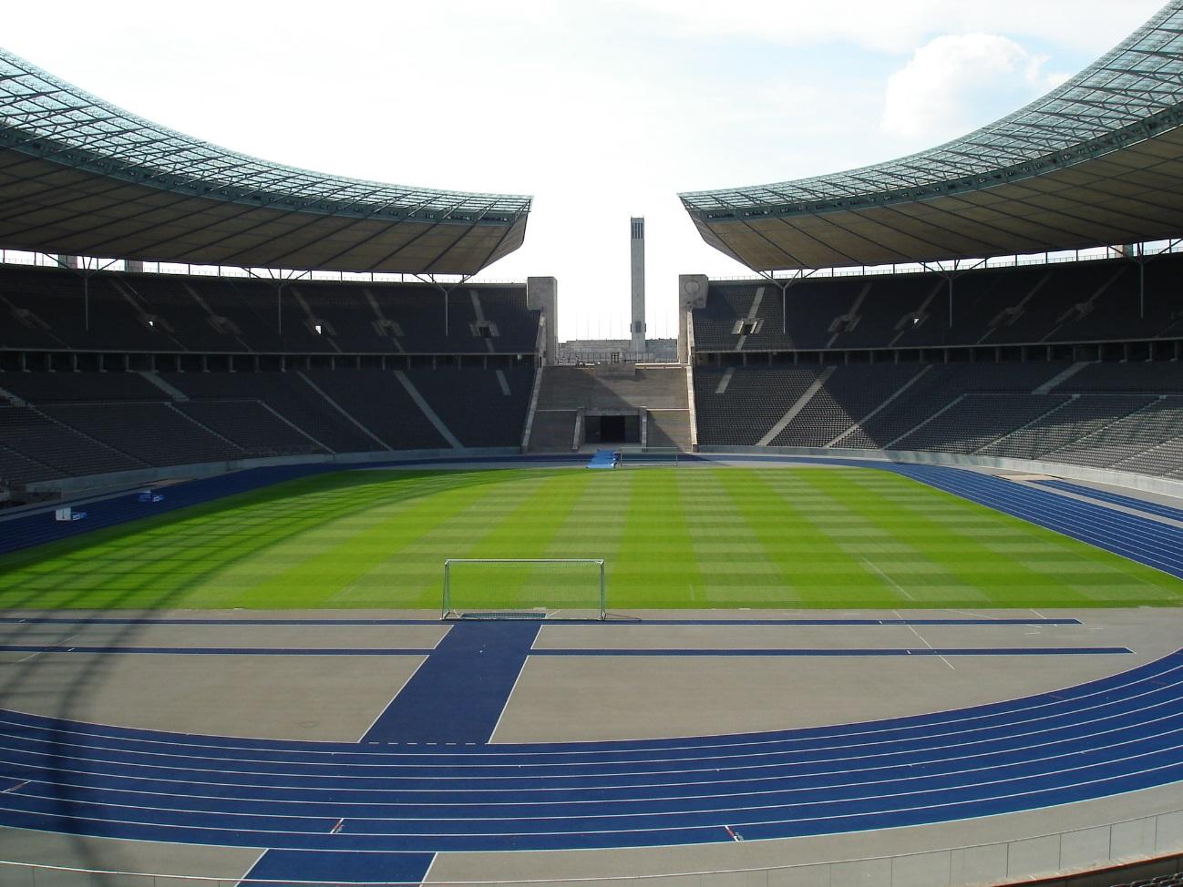 Das Finale der Champions League in Berlin