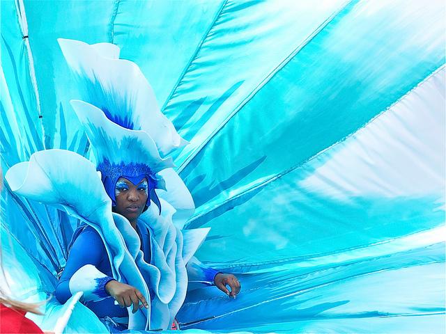 Der Notting Hill Carnival 2015