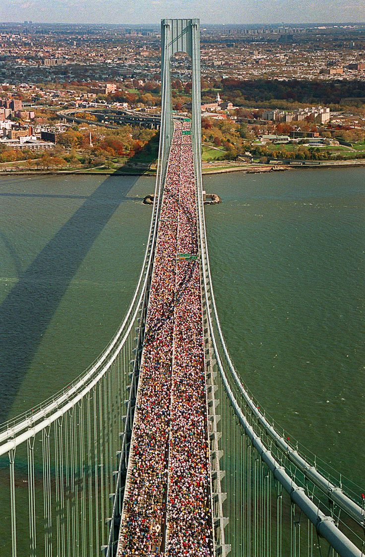 Der New York City Marathon