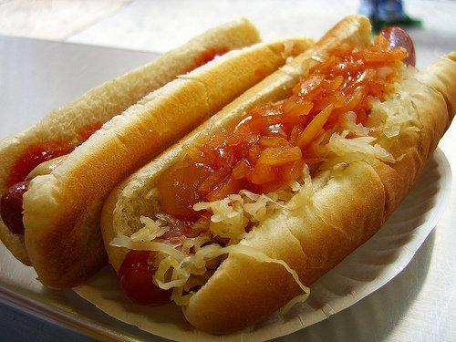 Der beste Hot Dog von New York: Gray´s Papaya