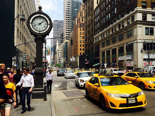 5th Avenue vs. Oxford Street