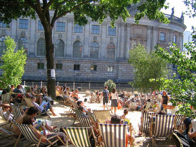 Berlin im Frühling: 9 Dinge, die man tun sollte