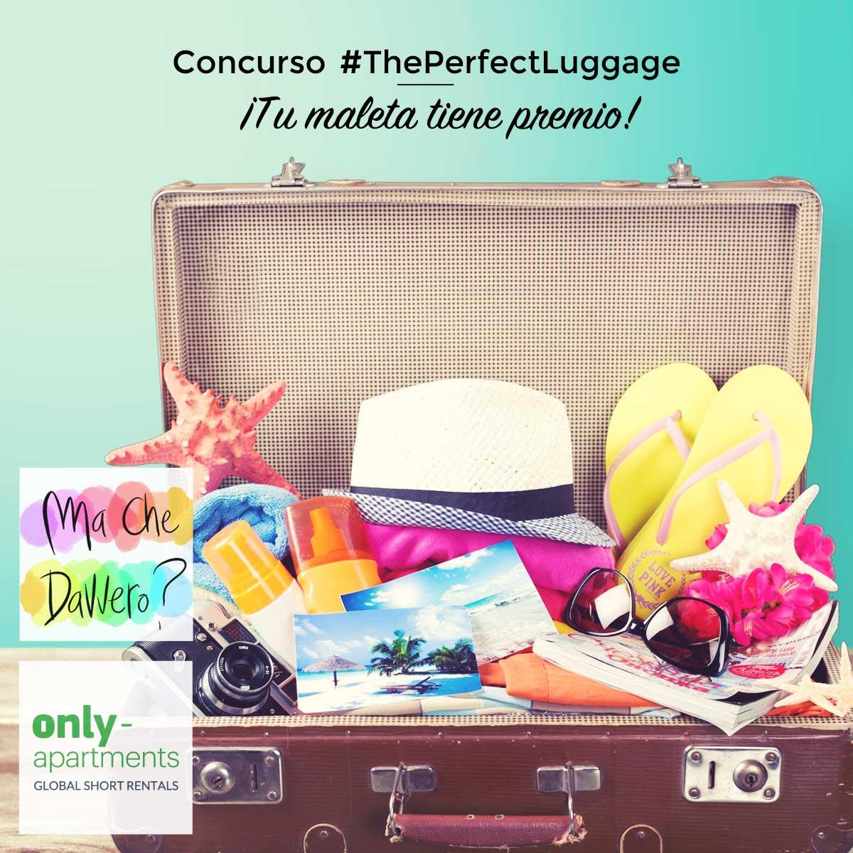 Wettbewerb #ThePerfectLuggage